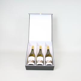 Inserto per scatola da 3 bottiglie