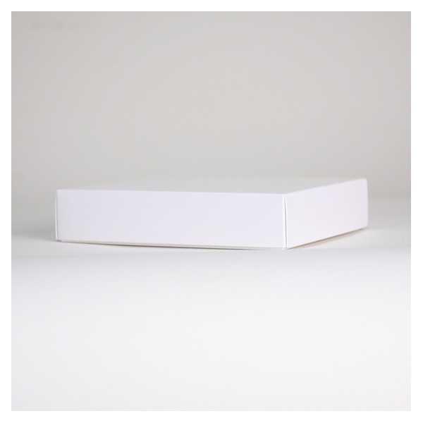 Boîte cloche plastifiée