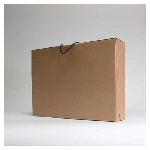 BOITE VALISE JR 63 45 - NATUREL - Centurybox