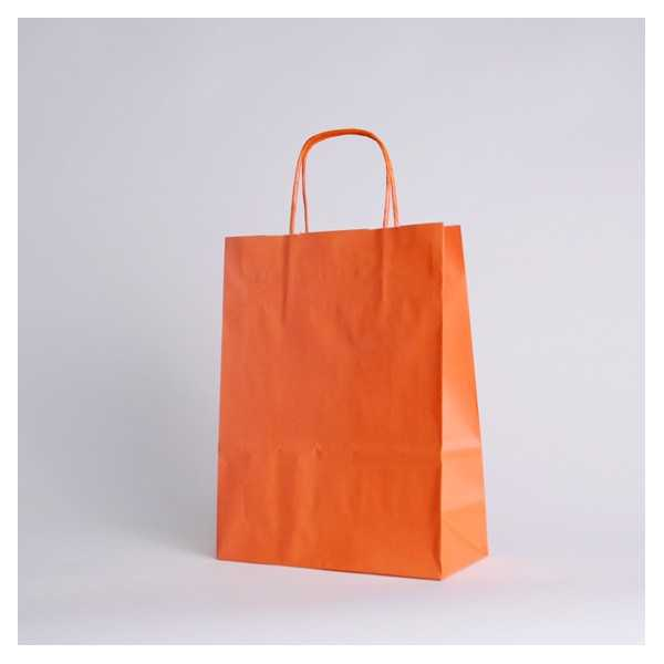 SAC PAPIER SAFARI 22 29 - ORANGE - Centurybox