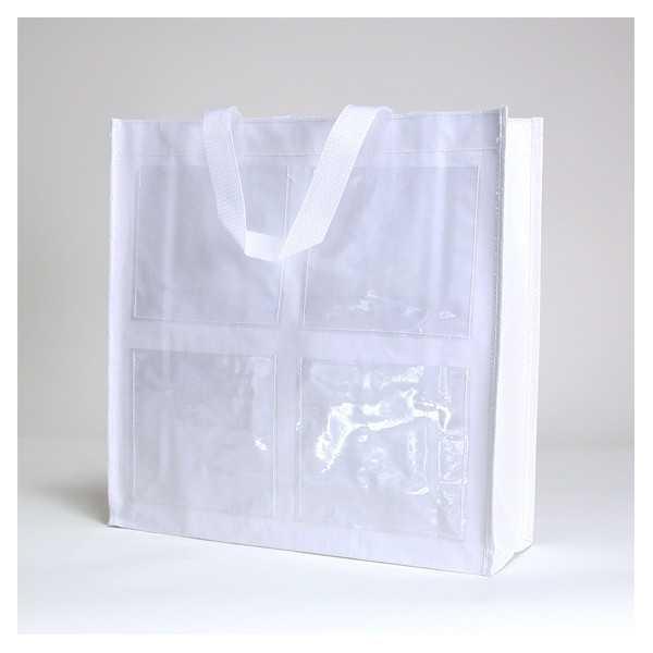 Crossplast bag 4 pockets