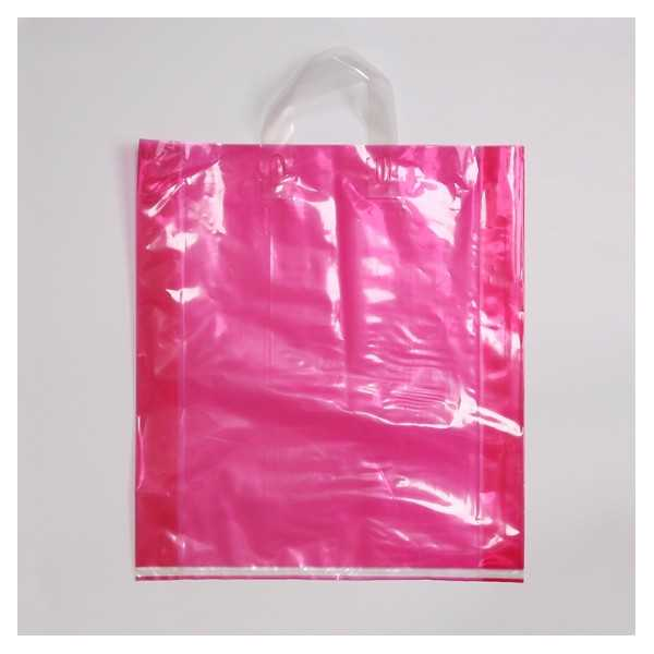 SAC PLASTIQUE LUS ACIDULE 40 45 - FUCHSIA - Centurybox