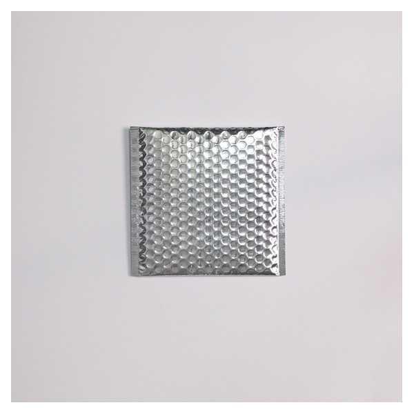 POCHETTE A BULLES 18 18 - ARGENT - Centurybox