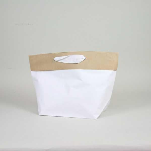 Papiersack Zement premium