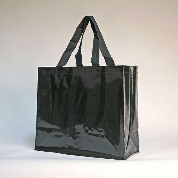 Shopping bag- Woven plastic