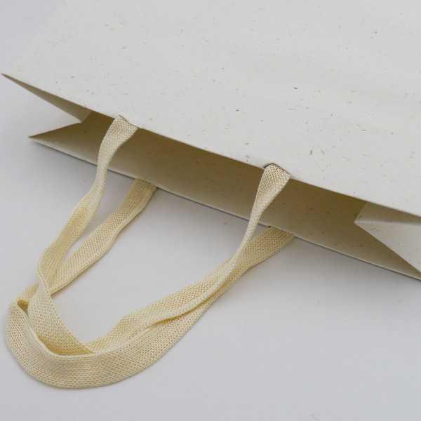 100% recycelbare NOBLESSE HIGHCARE Papiertüten