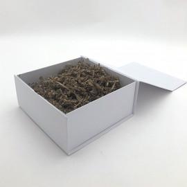 Shredded « Fluffy » paper filler for boxes
