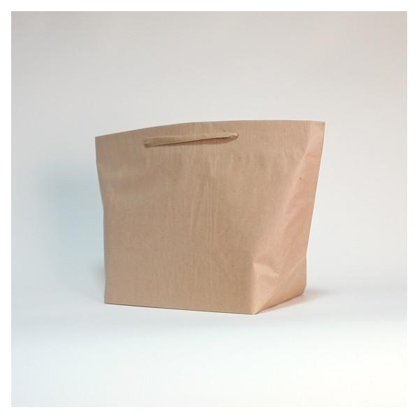 Cement paper bag
