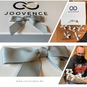 Mood of the day with @joovence_fr EASY FIX BOW- Ribbon «Gros Grain» - Per min 500 pieces - Customizable in width and length - Delivery 4 weeks - 100 Colors to choose#ribbons #centurybox #brussels🇧🇪 #node #bow