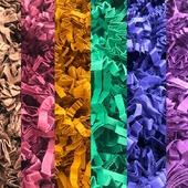 Notre frisure de papier kraft recyclé et recyclable est une solution écologique que nous avons développée pour contenir vos produits les plus délicats. ✉️🎁 Disponible en une multitude de couleurs, vous serez en mesure d'opter pour un calage stylisé aux couleurs de votre marque.🎨🇧🇪#packagingdesign #calage #sizzlepak #frisurepapier #colorfulpaper #paperpackaging #packagingbelgique #belgianpackaging
