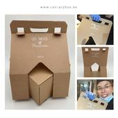 WE LOVE IT Thanks to @lestartesdefrancoise ❤️#tartesfrancoise #lestartesfrancoise #bakerij #weloveit #miam #centurybox #packaging #packagingdesign