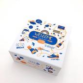 Jolie boite cadeau que nous avons réalisée 😍🎁🎁Contactez nous afin de discuter de vos prochains packagings et séduisez vos clients potentiels ✨✨#packagingdesign #ikkoopbelgisch #packagingbelgique #boitecarton #boitecadeau #giftbox #brandingpackage